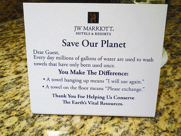 environmental-towel-sign-hotel
